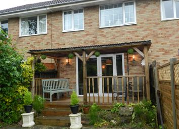 Thumbnail 3 bed terraced house to rent in Meadowcroft Close, Gossops Green, Crawley
