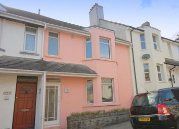 Thumbnail 3 bed terraced house for sale in Warleigh Avenue, Keyham, Plymouth