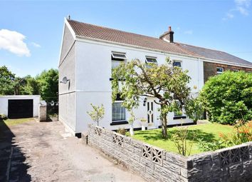 Thumbnail 4 bed semi-detached house for sale in Birchgrove Road, Birchgrove, Swansea