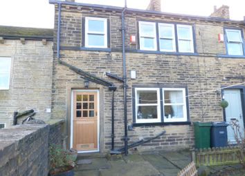 Thumbnail 1 bed terraced house for sale in School Green, Thornton, Bradford