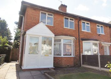 Thumbnail 2 bed semi-detached house for sale in Borrowdale Road, Northfield, Birmigham
