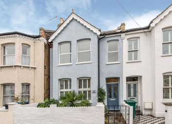 Thumbnail 3 bed terraced house for sale in Quicks Road, Wimbledon