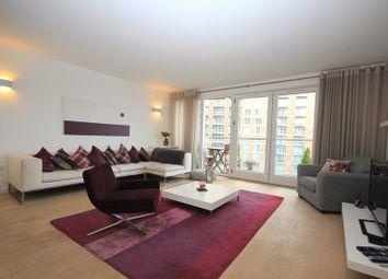 Thumbnail 1 bed flat to rent in New Providence Wharf, Fairmont Avenue, London