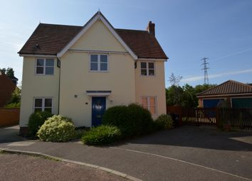 Thumbnail 3 bed detached house to rent in Mascot Square, Colchester, Essex