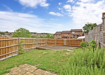 Thumbnail 2 bed end terrace house for sale in Mermaid Close, Walderslade, Chatham, Kent