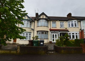 Thumbnail 3 bed terraced house for sale in Normanshire Drive, Chingford