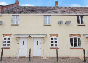 Thumbnail 2 bed terraced house for sale in Shire Way, Westbury, Wiltshire