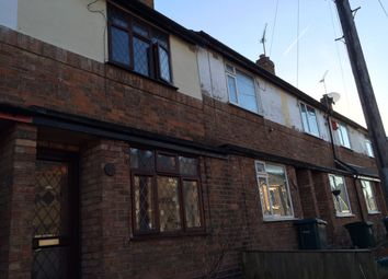Thumbnail 3 bedroom terraced house to rent in Charterhouse Road, Stoke, Coventry
