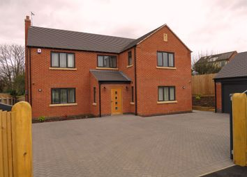 Thumbnail 5 bed detached house for sale in Beeby Road, Scraptoft, Leicester