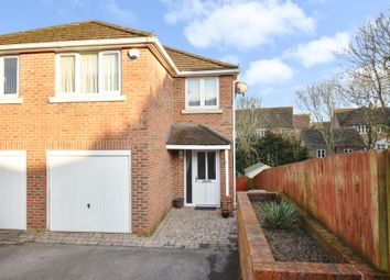 Thumbnail 4 bed semi-detached house for sale in Yardley Road, Hedge End, Southampton