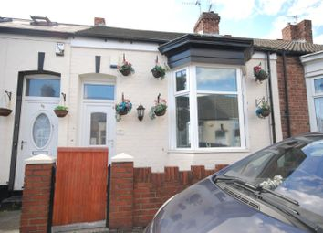 Thumbnail 2 bed cottage for sale in Hylton Street, Sunderland