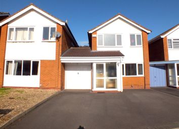 Thumbnail 3 bed link-detached house for sale in Shakespeare Drive, Kidderminster