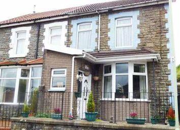 Thumbnail 4 bed semi-detached house for sale in Gilfach Road, Rhondda Cynon Taff, Mid Glamorgan