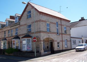 Thumbnail 2 bed flat to rent in Vicarage Street, Barnstaple, Devon