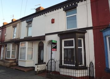 Thumbnail 2 bedroom property to rent in Milton Road, Walton, Liverpool