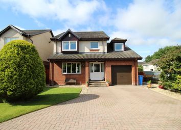 Thumbnail 4 bed detached house for sale in Stoneyhill Wynd, Chapelton, Strathaven
