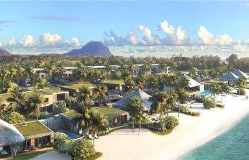 Thumbnail 3 bed apartment for sale in Asmara Beachfront Residences, Black River, Mauritius