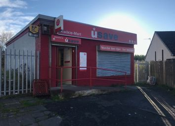 Thumbnail Retail premises for sale in Larkhall, Lanarkshire