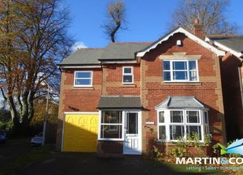 Thumbnail 4 bed detached house for sale in Deeley Close, Edgbaston