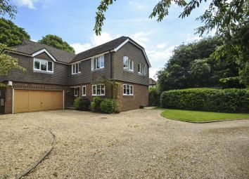 Thumbnail 5 bed detached house for sale in Lower Pennington Lane, Pennington, Lymington