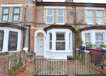Thumbnail 3 bed terraced house to rent in Manchester Road, Reading