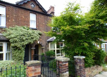 Thumbnail 3 bed cottage for sale in Vicarage Lane, Elworth, Sandbach