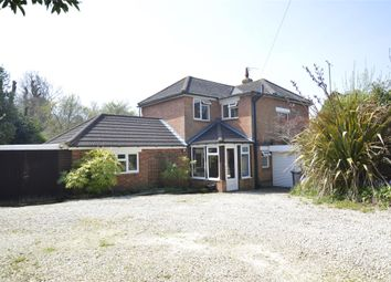 Thumbnail 4 bed detached house for sale in Hollington Park Road, St Leonards-On-Sea, East Sussex