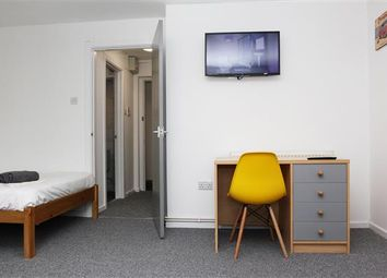 Thumbnail 1 bed flat to rent in Emmanuel House, Studio 7, 179 North Road West, Plymouth