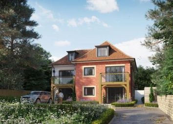 Thumbnail 2 bed flat for sale in Queens Park Avenue, Bournemouth