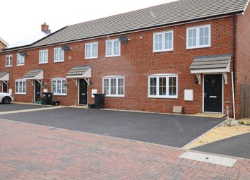 Thumbnail 3 bed end terrace house to rent in Wheatcroft, Swindon