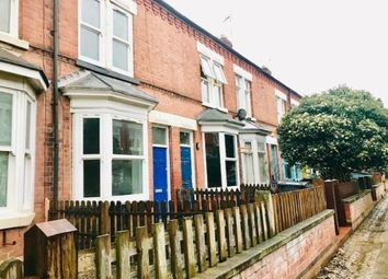 Thumbnail 2 bed terraced house to rent in Woodbine Avenue, Leicester