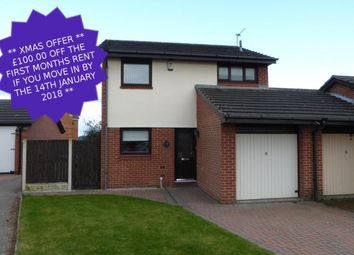 Thumbnail 3 bed detached house to rent in 69 Newhall Road, Kirk Sandall, Doncaster