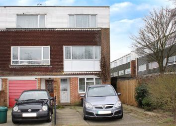 Thumbnail 4 bed end terrace house for sale in Colebrook Road, Wick, Littlehampton
