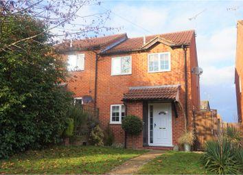 Thumbnail 3 bedroom semi-detached house for sale in Garnet Road, Bordon