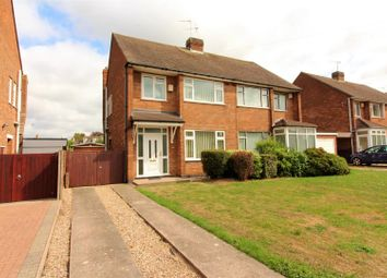 Thumbnail 3 bed semi-detached house for sale in Babbacombe Road, Styvechale, Coventry