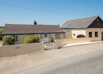 Thumbnail 2 bed detached bungalow for sale in Newtown, St. Martin, Helston