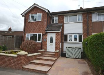 Thumbnail 3 bed semi-detached house for sale in Salisbury Road, Market Drayton