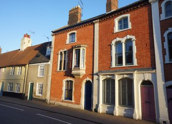 Thumbnail 3 bed town house for sale in Bridge Street, Bungay