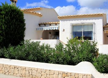 Thumbnail 2 bed villa for sale in Spain, Valencia, Alicante, Benitachell