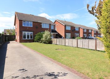 Thumbnail 2 bed semi-detached house for sale in Calder Close, Immingham