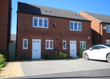Thumbnail 2 bed semi-detached house for sale in Arnhem Way, Saighton, Chester