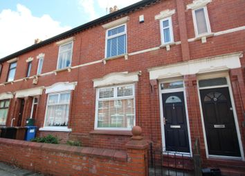 Thumbnail 2 bed terraced house for sale in Belfield Road, Reddish, Stockport, Cheshire
