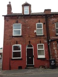 Thumbnail 2 bed end terrace house for sale in Woodview Terrace, Beeston, Leeds