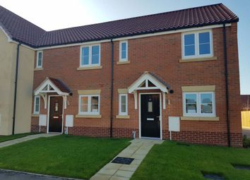 Thumbnail 2 bed terraced house for sale in Winter Nelis Way, King's Lynn