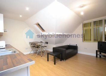 Thumbnail 1 bed flat to rent in East Park Road, Leicester