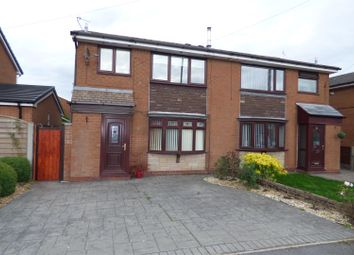 Thumbnail 3 bed semi-detached house for sale in Nuttall Lane, Ramsbottom, Bury
