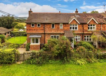 Thumbnail 4 bed end terrace house for sale in Grafham, Bramley, Guildford