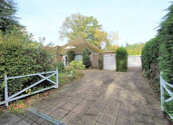 Thumbnail 3 bed detached bungalow for sale in Sheerwater Avenue, Woodham, Addlestone