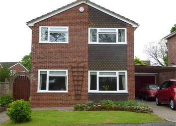 Thumbnail 4 bed detached house for sale in Bigstone Close, Tutshill, Chepstow