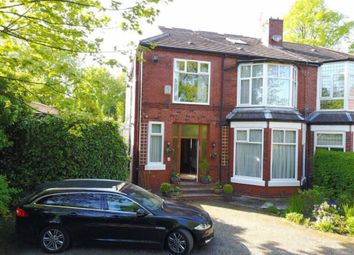Thumbnail 5 bedroom semi-detached house for sale in Rutland Drive, Salford